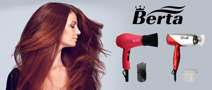 Featured Image of Berta Hair Dryer Reviews