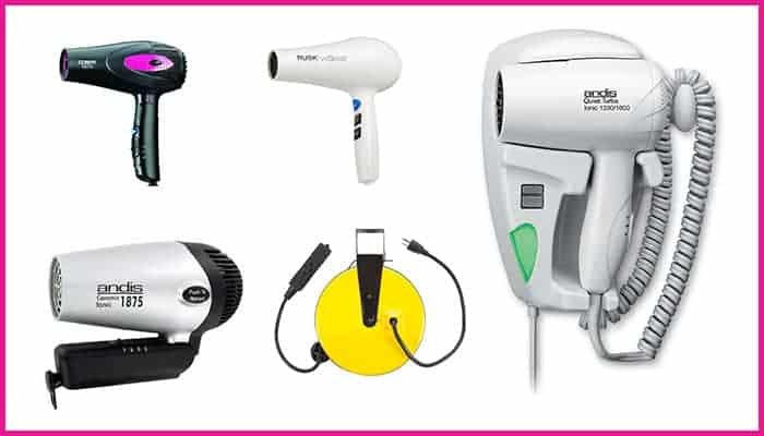 Featured Image of Best Hair Dryer with Retractable Cord