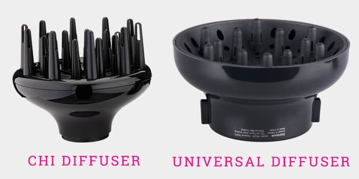 Diffuser Of CHI Hair Dryers