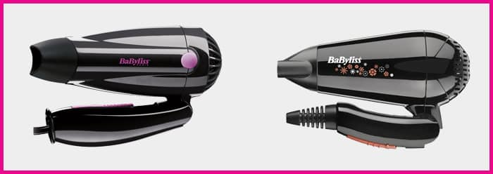 Foldable Handle Of Babyliss Hair Dryers