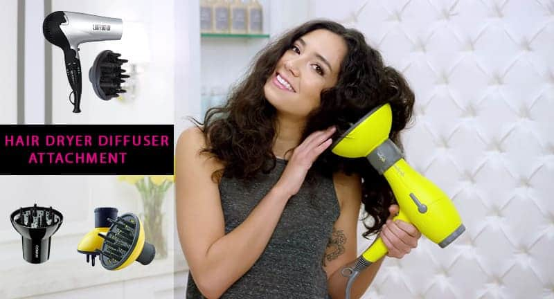 Featured Image Of Best Hair Dryers With Diffusers For Curly Hair