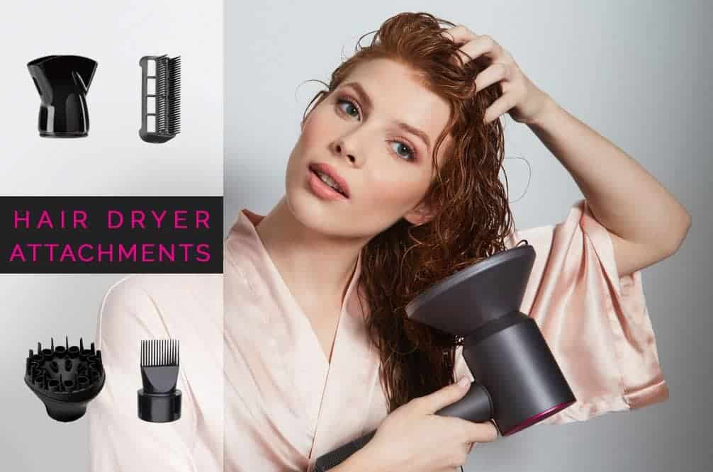 Hair Dryer Attachments - V1 May