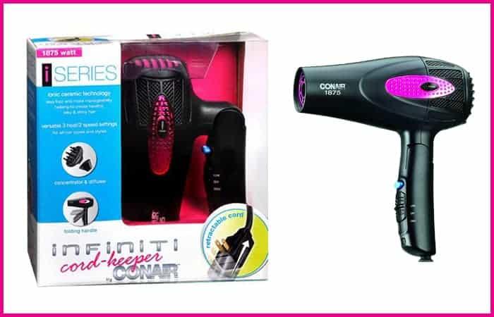 Infiniti by Conair i Series Folding Handle Hair Dryer