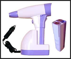 Charging Cordless Hair Dryer
