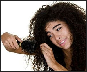 Do Not Brush Out Your Curls