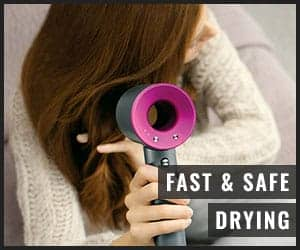 Dyson Supersonic Fast & Safe Drying