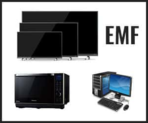 EMF from home appliances