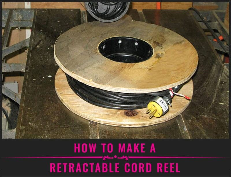 Featured Image Of How To Make A Retractable Cord Reel