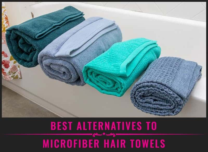 Featured Image of Best Alternatives to Microfiber Hair Towels