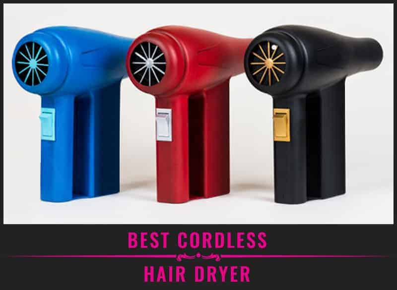 Featured Image of Best Cordless Hair Dryer