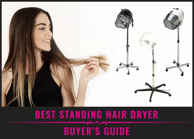 Featured Image of Best Standing Hair Dryer – Buyer's Guide