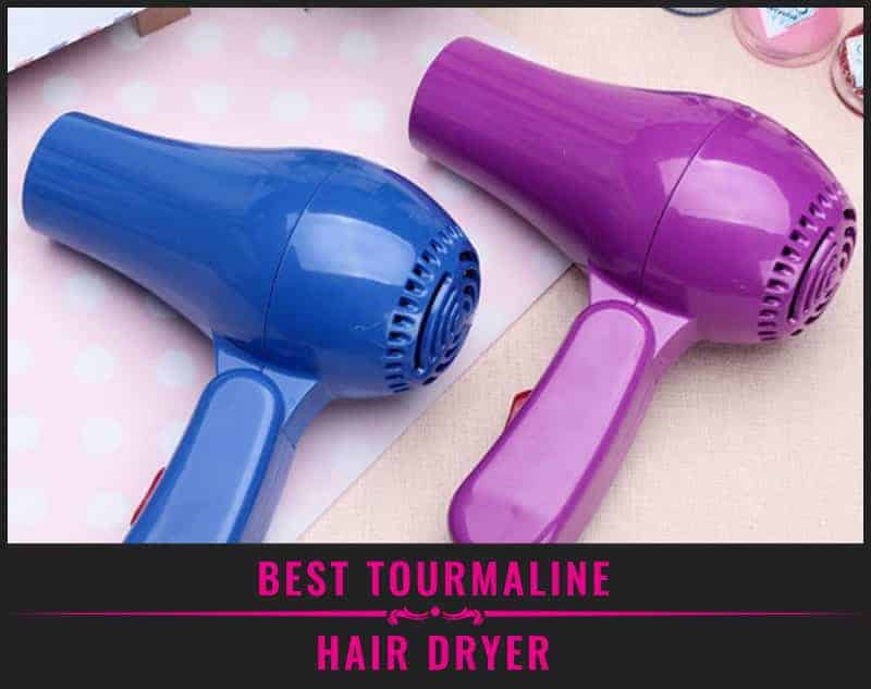 Featured Image Of Best Tourmaline Hair Dryer