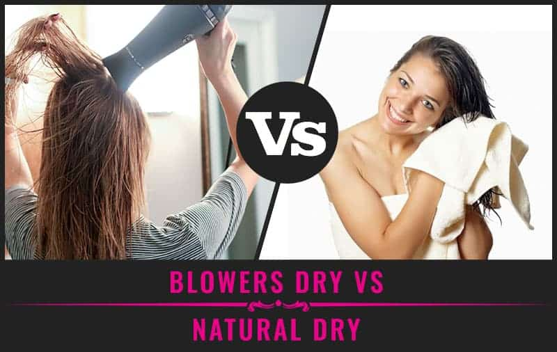 Featured Image Of Blowers Dry VS Natural Dry