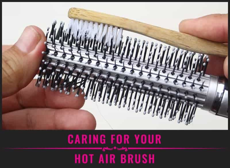 Featured Image Of Caring For Your Hot Air Brush