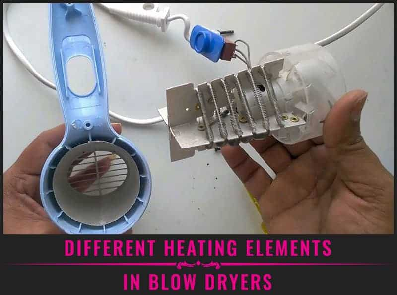 Featured Image Of Different Heating Elements In Blow Dryers