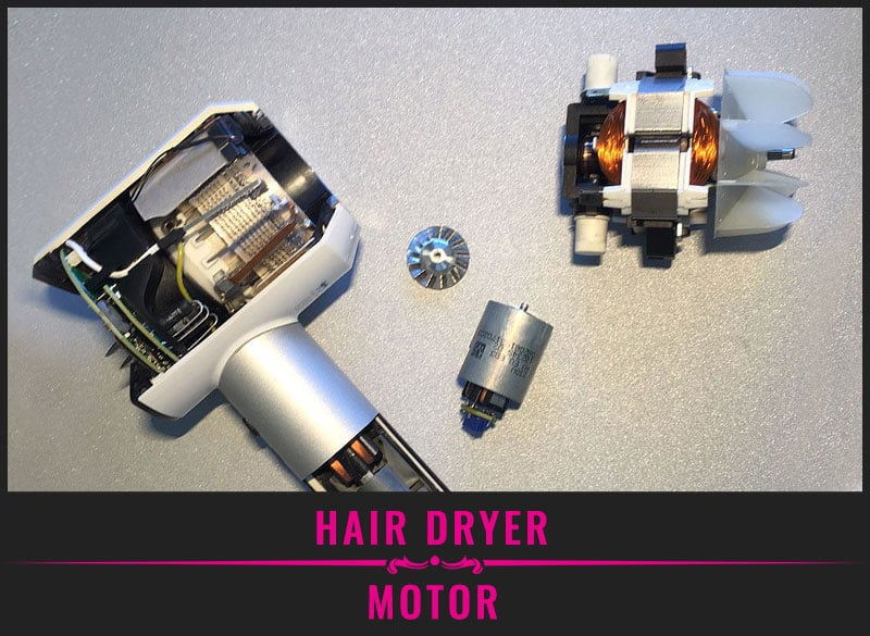 Featured Image Of Hair Dryer Motor