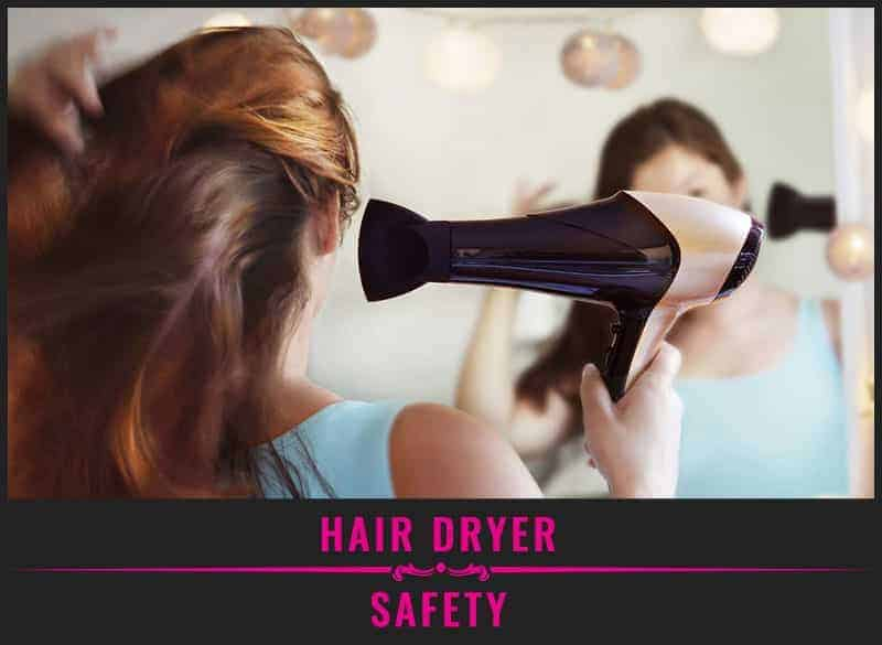Featured Image Of Hair Dryer Safety