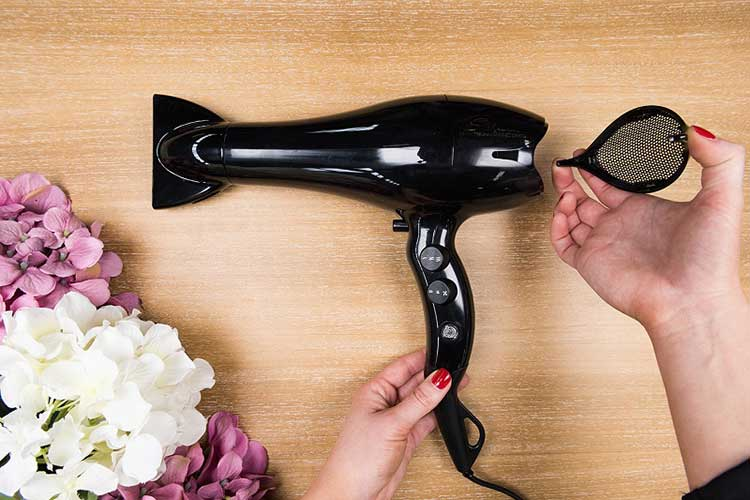 Featured Image of How to Clean a Hair Dryer