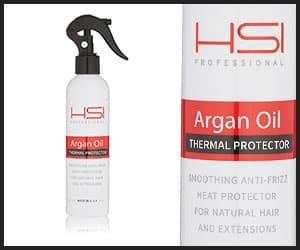 HSI PROFESSIONAL Argan Oil Heat Protector - V1 May