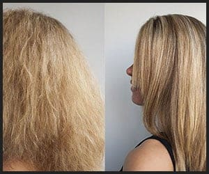 Remove Frizziness From Hair