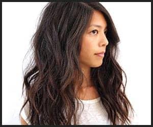 Wavy hair - V1 Sep