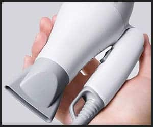 Dual Voltage Folding Hair Dryer - HD74A1