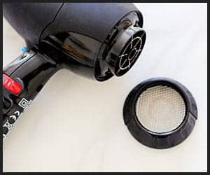 Hair Dryer Removable Filter - HD64A1