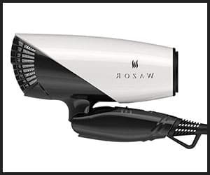 MHU Wazor Pro Professional Travel Blow Dryer - Big HD74A1