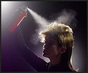 The Aerosol Hair Spray