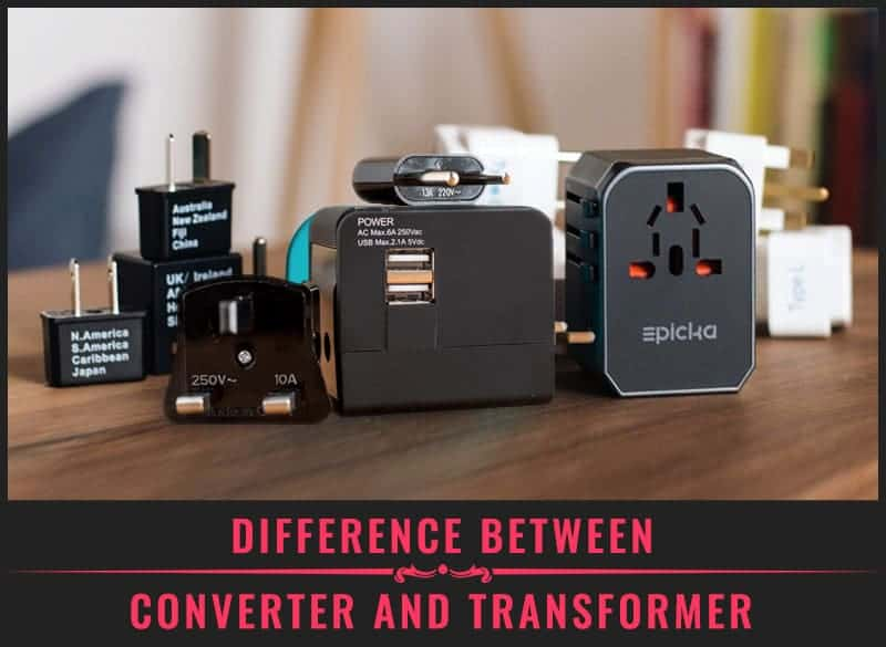 Featured Image of Difference Between Converter and Transformer