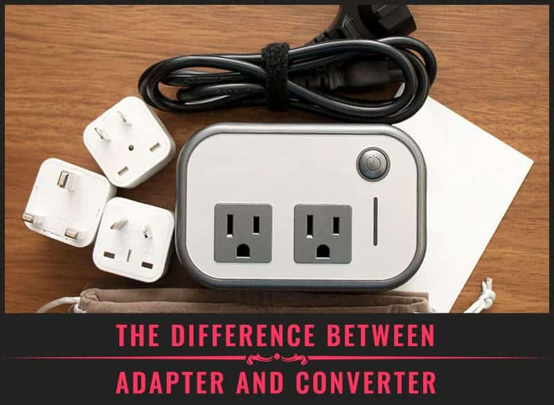 Featured Image of the Difference Between Adapter and Converter